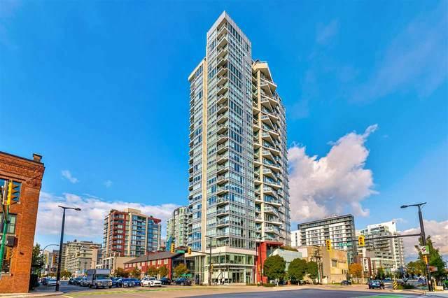 1775 Quebec Street #1408, Vancouver, BC V5T 0E3 (#R2511747) :: Homes Fraser Valley