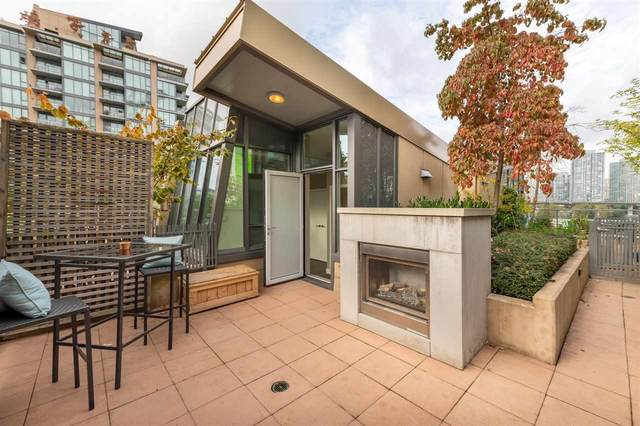288 W 1ST Avenue #315, Vancouver, BC V5Y 0E9 (#R2511777) :: 604 Home Group