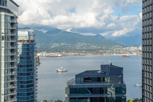 1188 W Pender Street #2203, Vancouver, BC V6E 0A2 (#R2511784) :: 604 Home Group