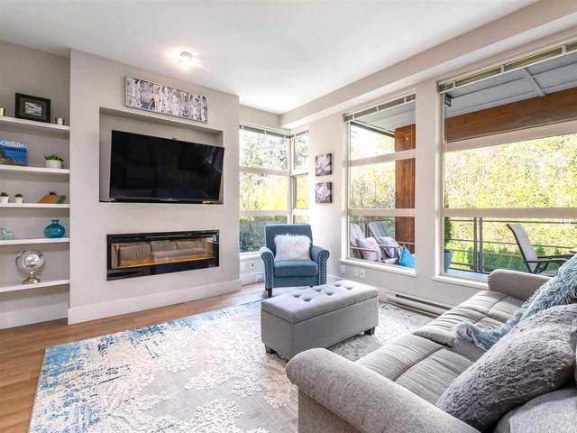 3606 Aldercrest Drive #302, North Vancouver, BC V7G 0A3 (#R2511827) :: Initia Real Estate