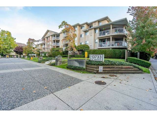 13733 74 Avenue #309, Surrey, BC V3W 1B8 (#R2511881) :: Initia Real Estate