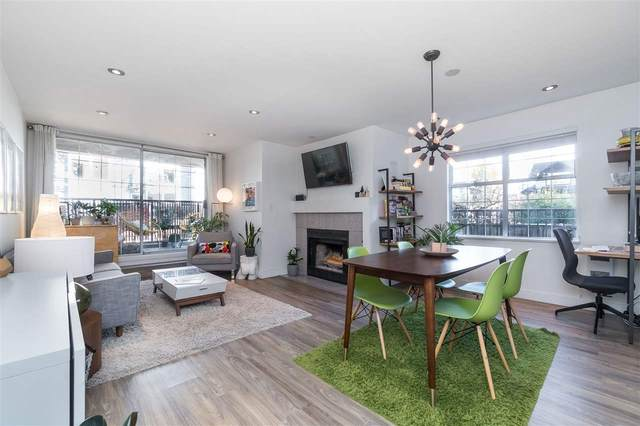 925 West 15Th Avenue #107, Vancouver, BC V5Z 1S1 (#R2511884) :: Initia Real Estate