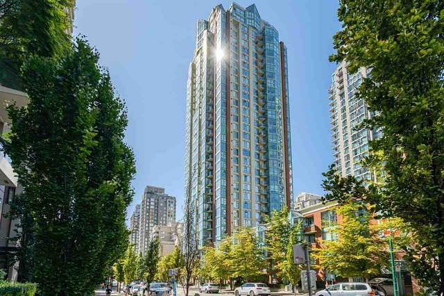 939 Homer Street #606, Vancouver, BC V6B 2W6 (#R2511935) :: Homes Fraser Valley