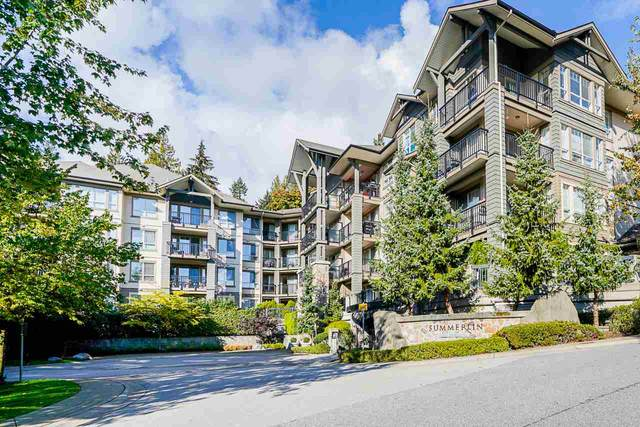 2969 Whisper Way #306, Coquitlam, BC V3E 3S8 (#R2511947) :: Initia Real Estate