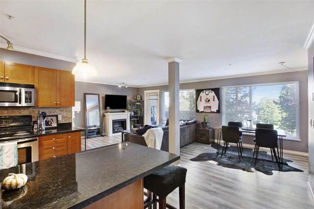 22255 122 Avenue #209, Maple Ridge, BC V2X 3X8 (#R2511969) :: Homes Fraser Valley