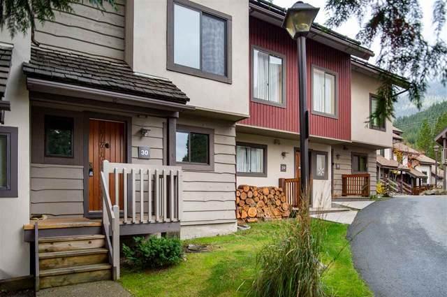 1200 Alta Lake Road #30, Whistler, BC V8E 0H4 (#R2511995) :: Homes Fraser Valley