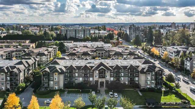 12258 224 Street #328, Maple Ridge, BC V2X 8Y7 (#R2512012) :: Homes Fraser Valley