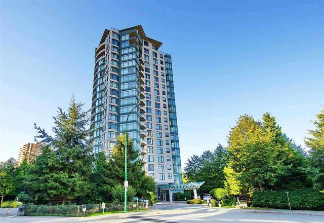 4505 Hazel Street #603, Burnaby, BC V5H 4T1 (#R2512020) :: Initia Real Estate