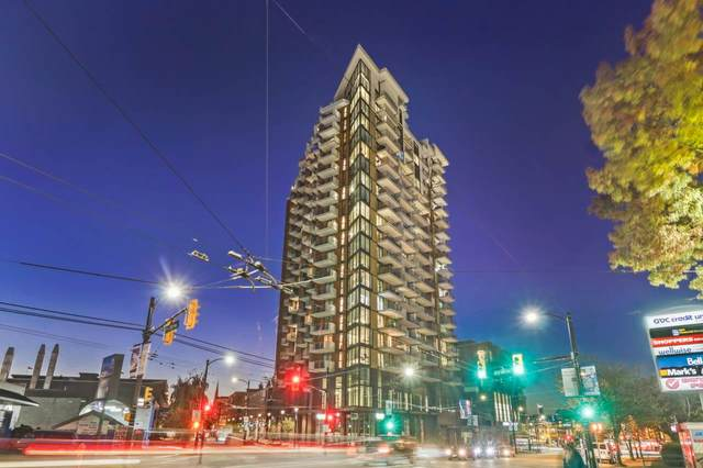 285 E 10TH Avenue #1111, Vancouver, BC V5T 0H6 (#R2512056) :: Initia Real Estate