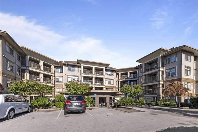 12248 224 Street #120, Maple Ridge, BC V2X 8W6 (#R2512078) :: Initia Real Estate