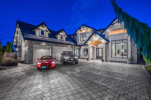 9740 Gilhurst Crescent, Richmond, BC V7A 1P2 (#R2512089) :: 604 Home Group
