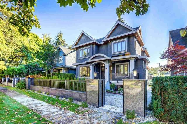2978 W 29TH Avenue, Vancouver, BC V6L 1Y4 (#R2512090) :: Initia Real Estate