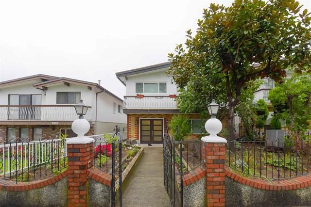 2689 E 8TH Avenue, Vancouver, BC V5M 1W4 (#R2512106) :: 604 Home Group