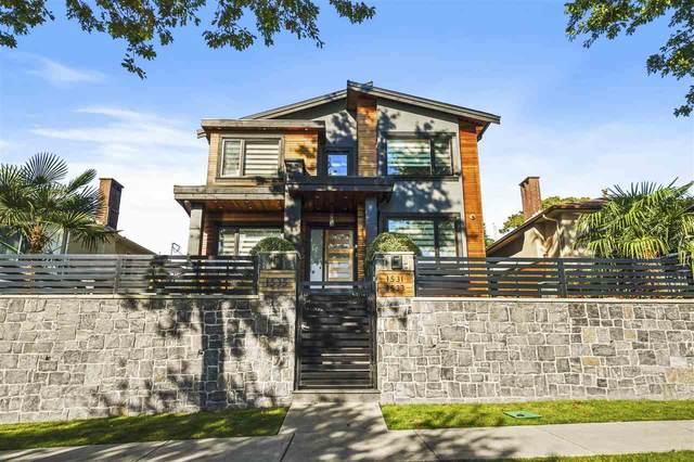 1535 E 63RD Avenue, Vancouver, BC V5P 2L6 (#R2512129) :: Homes Fraser Valley