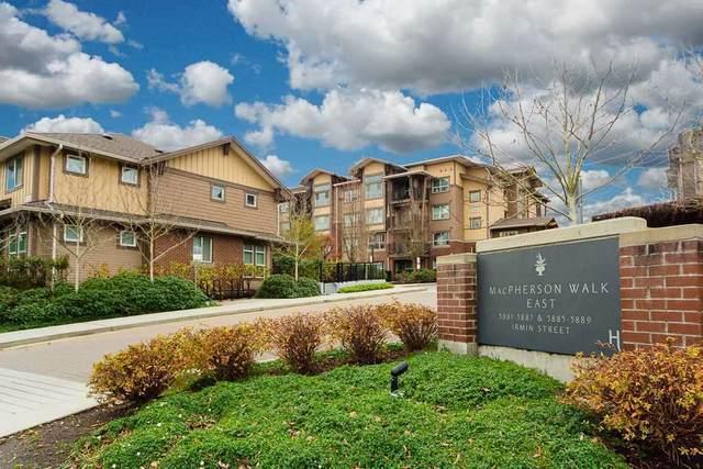5889 Irmin Street #213, Burnaby, BC V5J 0C1 (#R2512134) :: Initia Real Estate