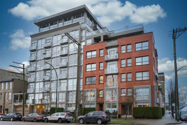 919 Station Street #405, Vancouver, BC V6A 4L9 (#R2512167) :: Initia Real Estate