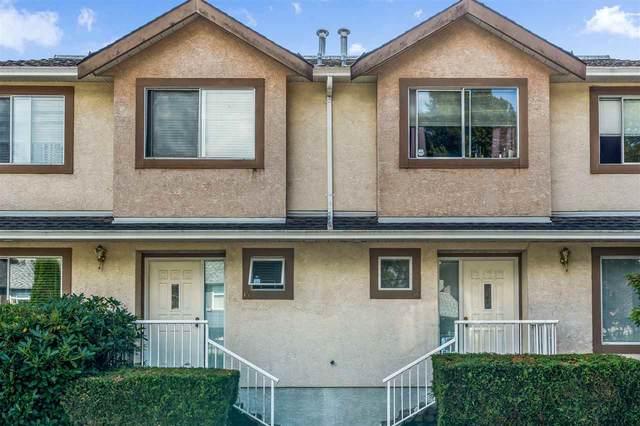901 W 17TH Street #16, North Vancouver, BC V7P 1V8 (#R2512183) :: Initia Real Estate