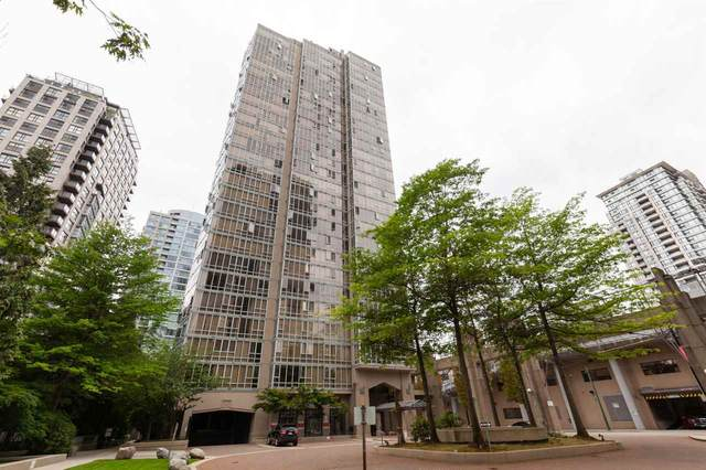 950 Cambie Street #1807, Vancouver, BC V6B 5X5 (#R2512235) :: Homes Fraser Valley