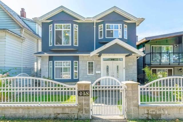 448 E 45TH Avenue, Vancouver, BC V5W 1X4 (#R2512278) :: Initia Real Estate