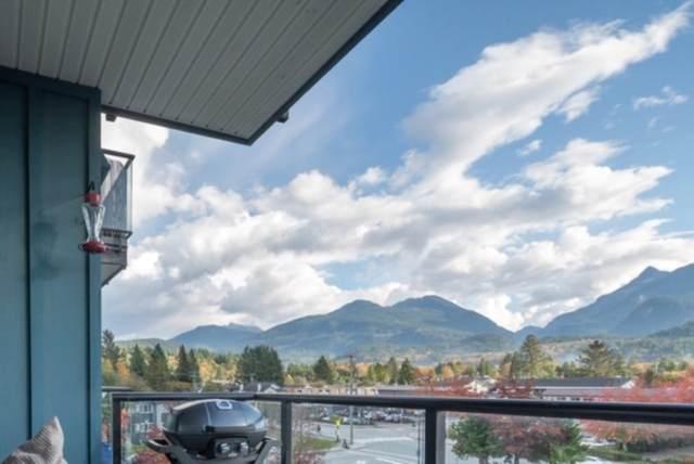 40437 Tantalus Road #302, Squamish, BC V0N 1T0 (#R2512284) :: Initia Real Estate