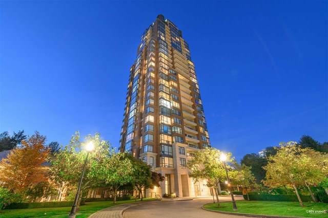 6837 Station Hill Drive #2701, Burnaby, BC V3N 5B7 (#R2512286) :: Initia Real Estate