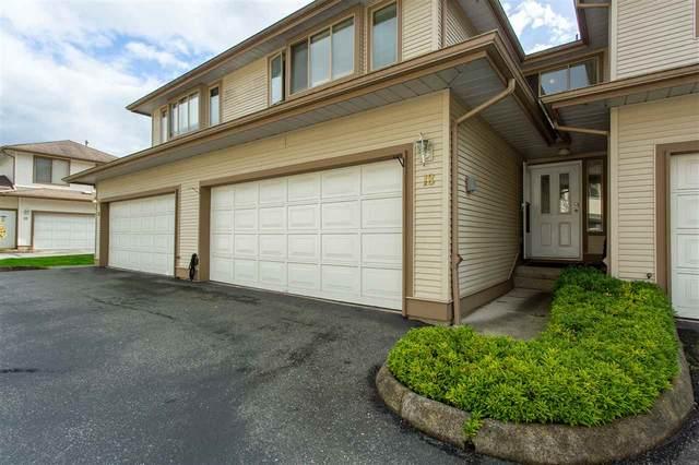 22280 124 Avenue #18, Maple Ridge, BC V2X 4J5 (#R2512297) :: Homes Fraser Valley