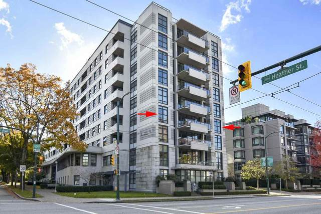 2851 Heather Street #404, Vancouver, BC V5Z 0A2 (#R2512313) :: Initia Real Estate