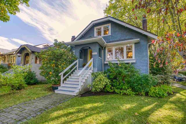 2896 W 12TH Avenue, Vancouver, BC V6K 2P9 (#R2512325) :: 604 Home Group