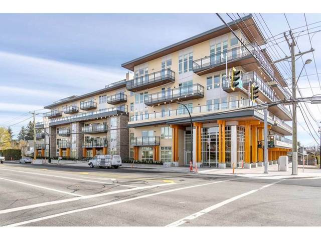 14022 North Bluff Road #407, White Rock, BC V4B 0B7 (#R2512341) :: 604 Home Group