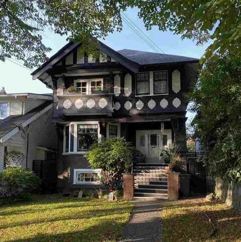 2631 W 2 Avenue, Vancouver, BC V6K 1K1 (#R2512345) :: 604 Home Group
