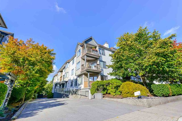 5489 201 Street #202, Langley, BC V3A 1P8 (#R2512382) :: Initia Real Estate