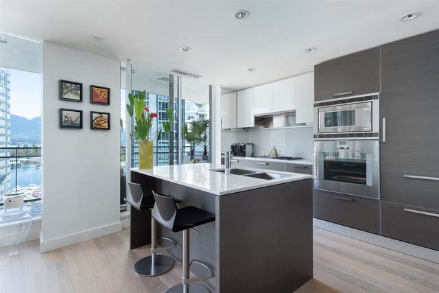 1499 W Pender Street #1301, Vancouver, BC V6G 0A7 (#R2512398) :: 604 Home Group