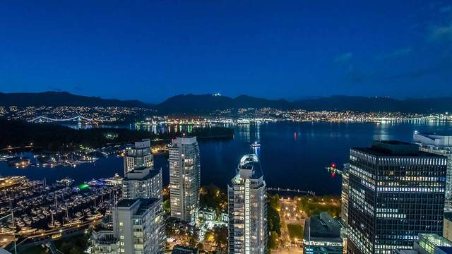 1189 Melville Street #4301, Vancouver, BC V6E 4T8 (#R2512418) :: 604 Home Group