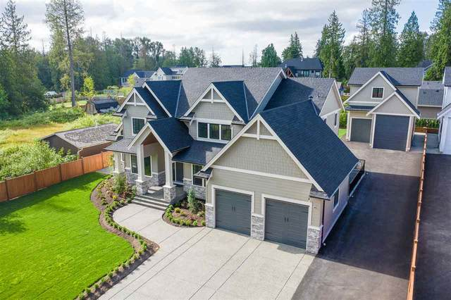 21754 88 Avenue, Langley, BC V1M 3S7 (#R2512423) :: Initia Real Estate