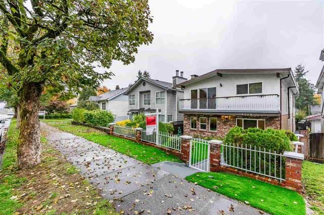 2772 Adanac Street, Vancouver, BC V5K 2M9 (#R2512427) :: 604 Home Group