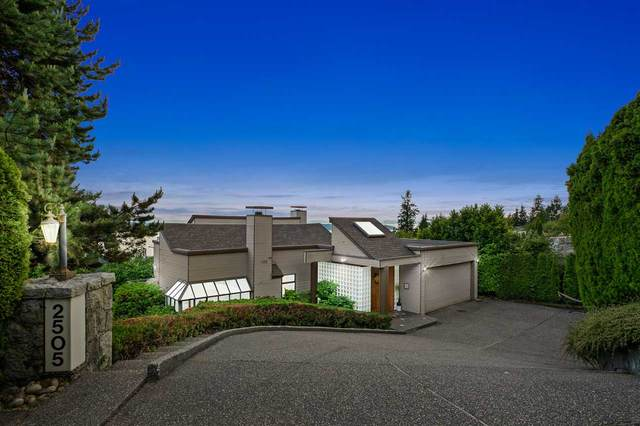 2505 Westhill Drive, West Vancouver, BC V7S 3A3 (#R2512465) :: RE/MAX City Realty