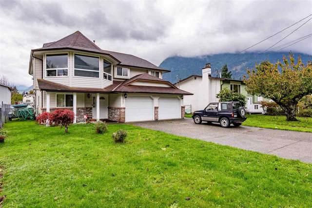 265 Cariboo Avenue, Hope, BC V0X 1L0 (#R2512481) :: 604 Home Group