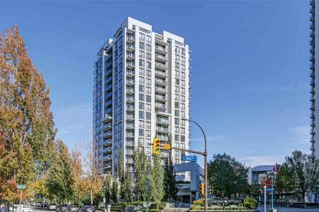 1185 The High Street #1803, Coquitlam, BC V3B 0A9 (#R2512494) :: Initia Real Estate