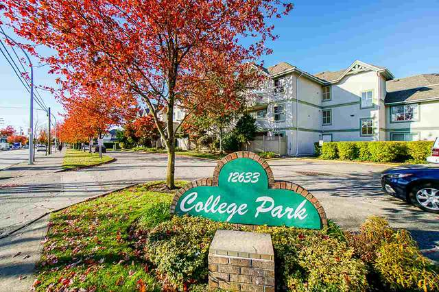 12633 72 Avenue #306, Surrey, BC V3W 0A4 (#R2512522) :: Initia Real Estate
