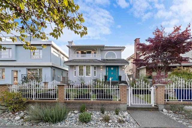 4318 St. Catherines Street, Vancouver, BC V5V 4M3 (#R2512544) :: 604 Home Group