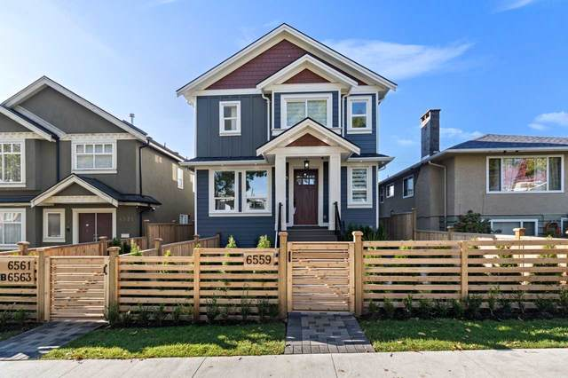 6561 Inverness Street, Vancouver, BC V5X 4G1 (#R2512563) :: 604 Home Group