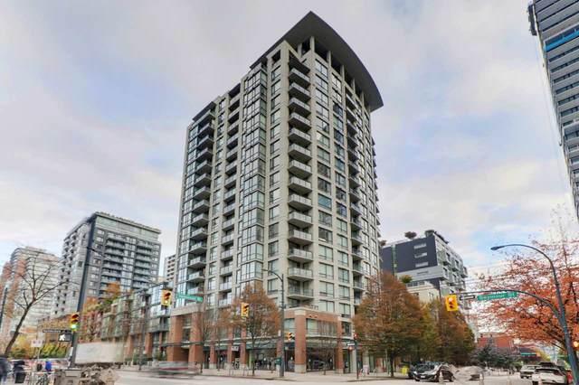1082 Seymour Street #810, Vancouver, BC V6B 1X9 (#R2512604) :: Initia Real Estate