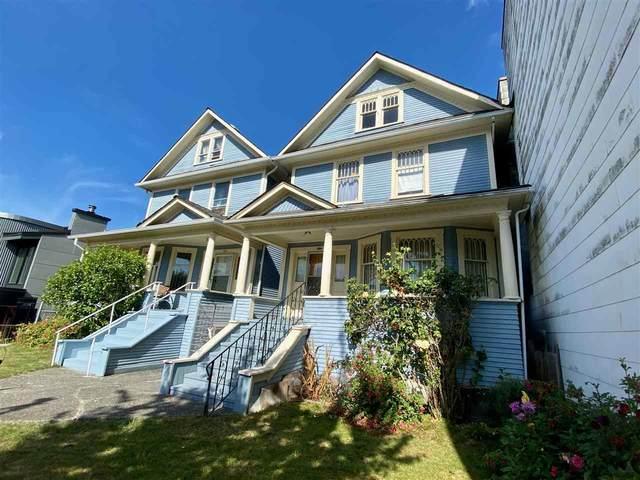 563 E Pender Street, Vancouver, BC V6A 1V3 (#R2512615) :: Initia Real Estate