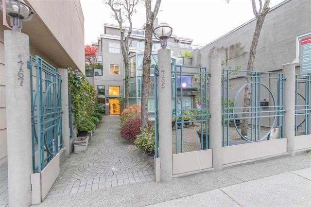 1765 Marine Drive #303, West Vancouver, BC V7V 1J5 (#R2512618) :: Initia Real Estate