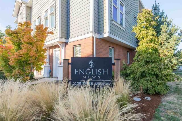 1135 Ewen Avenue #2, New Westminster, BC V3M 5E3 (#R2512629) :: Initia Real Estate