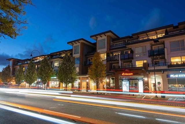 1330 Marine Drive #403, North Vancouver, BC V7P 1T4 (#R2512638) :: Initia Real Estate