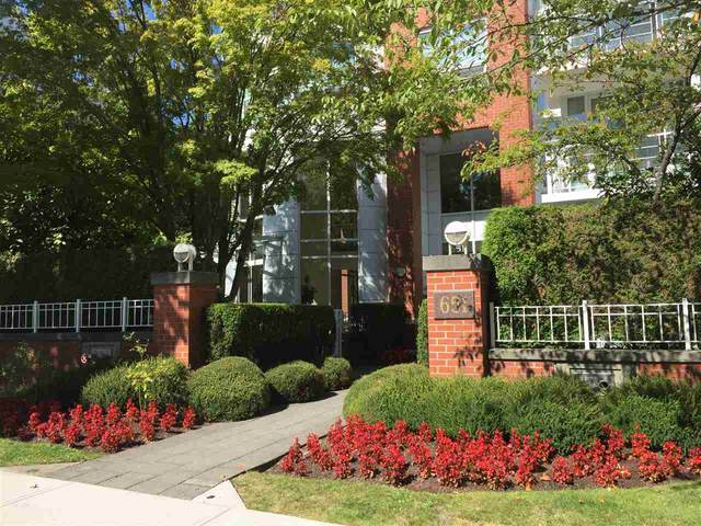 651 W 45TH Avenue #410, Vancouver, BC V5Z 4G2 (#R2512642) :: 604 Home Group