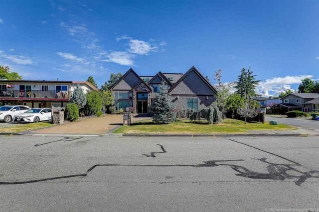 10051 Springhill Crescent, Richmond, BC V7E 1W7 (#R2512648) :: 604 Home Group