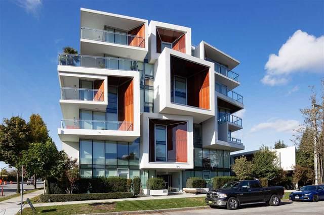 5699 Baillie Street #103, Vancouver, BC V5Z 3M7 (#R2512724) :: Initia Real Estate