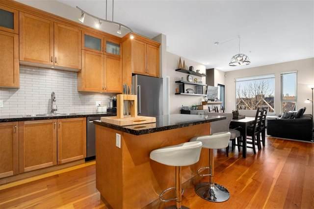 250 Salter Street #302, New Westminster, BC V3M 0B7 (#R2512727) :: Initia Real Estate